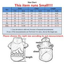 Teacup Chihuahua Size Chart Details About Cute Xlarge Xl Red Dog Puppy Jumpsuit Poodles Rottweilers Corgi Sale