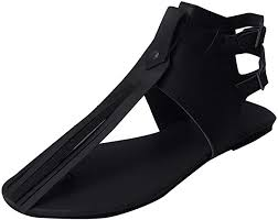 Randolly Women's Shoes Ankle Double Buckle ... - Amazon.com