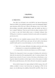 interoperatbility between ipv and ipv  configuration 17 9