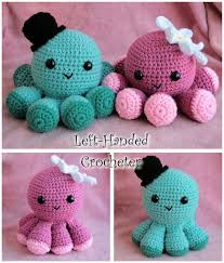 Octopus Crochet Pattern Interesting Octopus Frenzy
