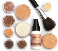 iq natural s best mineral makeup starter kit um shade large pure by iq natural amazon co uk beauty