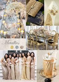 wedding theme silver. Berhmt Gold And Silver Wedding Theme Fotos Brautkleider Ideen