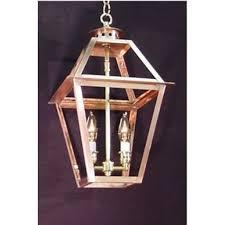copper lantern outdoor lighting. charleston chain mount outdoor lantern copper lighting french market lanterns