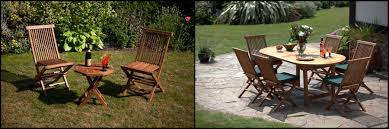 should you oil teak garden furniture