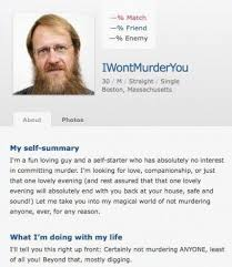 good examples online dating profiles