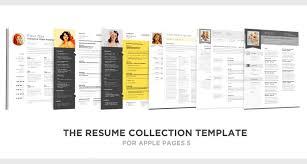 Apple Pages Resumeemplate Copyemplates Macbook Of Curriculum Vitae