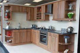 ... Kitchen Cabinets, Brown Rectangle Modern Wooden Best Price Kitchen  Cabinets Varnished Ideas For Cheap Kitchen ...