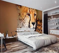 Leopard Wallpaper For Bedrooms Popular Leopard Print Wallpaper Buy Cheap Leopard Print Wallpaper