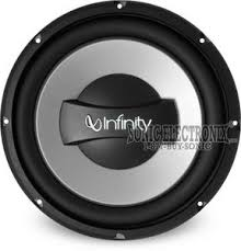 infinity 10 inch subwoofer. product name: infinity reference 1052w 10 inch subwoofer