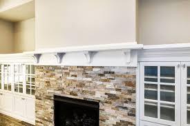 Fireplace Built Ins Custom Built Ins Around Fireplace Highwindsus