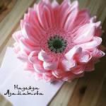 Своими руками цветок лотоса из салфеток