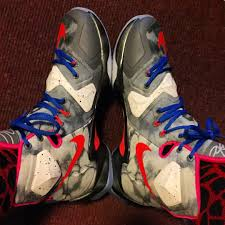 lebron shoes superman. nikeid lebron 13 designs (49) lebron shoes superman