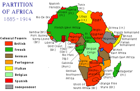 scramble for africa how the african continent became divided  african history europe history