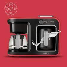 Karaca Hatır Plus Mod 5 in 1 Kahve Ve Çay Makinesi Kırmızı Karaca