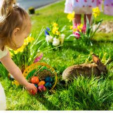 Pâques fête du printemps et du renouveau - Tête à modeler