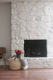 Stone Fireplace Remodel Best 20 Stone Fireplace Makeover Ideas On Pinterest Corner