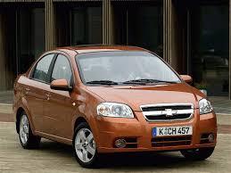 CHEVROLET Aveo/Kalos Sedan specs - 2005, 2006, 2007, 2008, 2009 ...