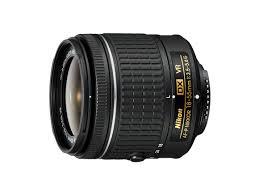 Nikon Imaging Products Af P Dx Nikkor 18 55mm F 3 5 5 6g Vr