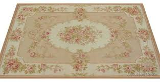 french country area rugs beautiful 8 10 vintage style country french rose aubusson area rug
