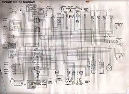 1981 yamaha virago 750 wiring diagram 1981 image xv750 wiring diagram 1984 xv750 auto wiring diagram schematic on 1981 yamaha virago 750 wiring diagram