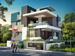 ultra modern house plans. Ultra Modern Home Designs: House Interior Exterior Design Rendering Plans