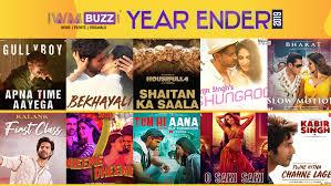 year ender 2019 top bollywood songs