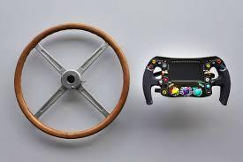 Из чего же... сделаны наши машинки. Эволюция <b>рулевого колеса</b> ...
