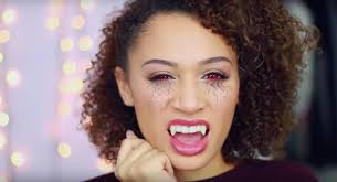 if you re looking for something simple yet edgy seven has a super easy vire diaries inspired makeup tutorial all you ll need is a few basic items