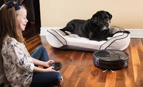 bobsweep robotic vacuum cleaner and mop.  Bobsweep BObi Classic Robot Vacuum Cleaner And Mop With Bobsweep Robotic And