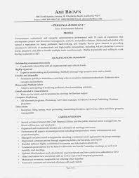 Personal Assistant Resume Sample Dutv Virtual Assistant Resume