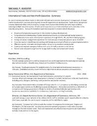 Federal Government Resume Template – Kappalab