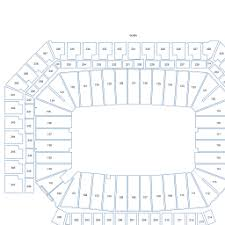 Ford Field Interactive Football Seating Chart