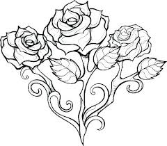 It will also give you an opportunity to spend some quality time with your children while helping them learn new things. Rose Coloring Pages Pictures Whitesbelfast