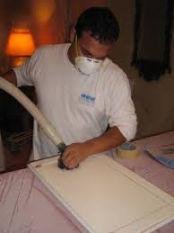 how much does it cost to paint kitchen cabinets in san diego