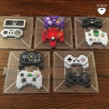 Perler Beads Video Game Patterns
