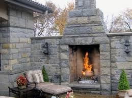 fire rock fireplace garden outdoor masonry fire rock fireplace decoration ideas for