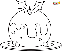 Christmas Coloring Pages For Kids From