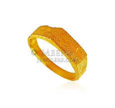 22kt gold baby ring for boys
