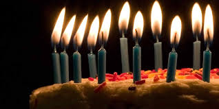Image result for cake with candles