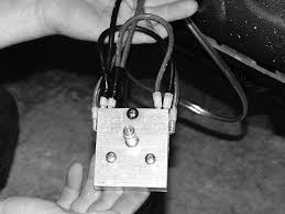 install stealth power windows tech lowrider magazine the wiring was then attached to the switch as shown