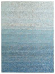 inspiring beach style area rugs blue and beige family room with living dining pale aqua cottage