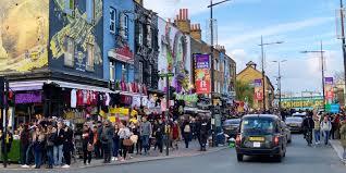 Camden Town, Londra: mercati, pub, cosa fare e cosa vedere - Londra