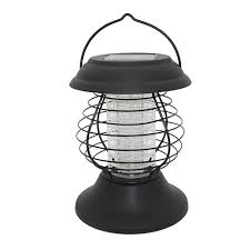Bug Free Camping Lights Us 14 16 35 Off Solar Powered Mosquito Killer Led Lamp Insect Uv Bug Killing Pest Lamp Garden Landscape Wall Light For Outdoor Camping Hiking In