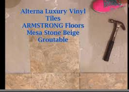 alterna luxury vinyl flooring armstrong floors diy install alterna luxury vinyl tiles