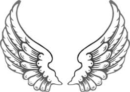 hawk wing clipart. Perfect Clipart Hawk Wing Clipart 1 On WorldArtsMe