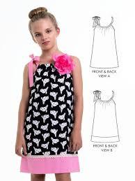 Pillowcase Dress Pattern Best Girls Pillowcase Dress Pattern PENELOPE TREASURIE My Childhood