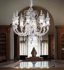 Murano Glass Chandelier Tempio Full Of Unique Details