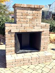 simple design outdoor fireplace kits sweet ideas diy uk gas fire pit