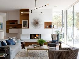 earty living room photo neutral home decor los