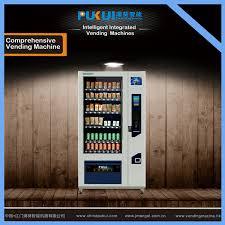 Best Vending Machine Snacks Amazing Best Quality Snack And Drink Custom Automatic Best Vending Machine